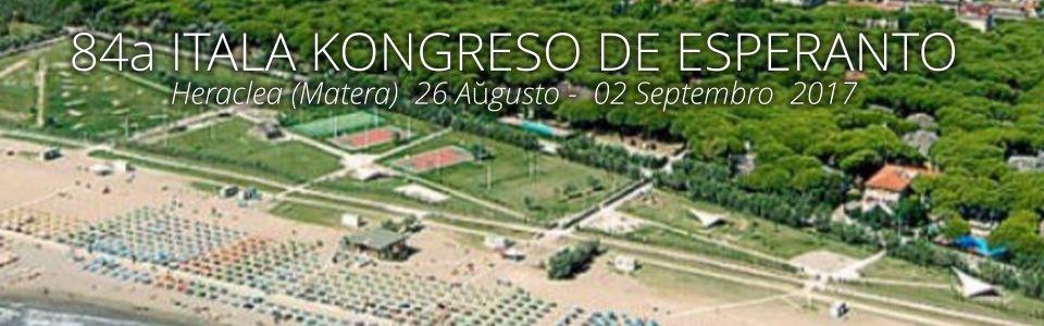 Congresso Fed. Esperantista Italiana  2017