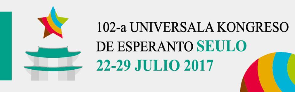 102  Universala Kongreso 2017