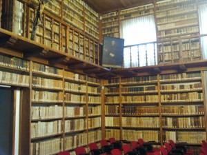 La Biblioteca Francescana