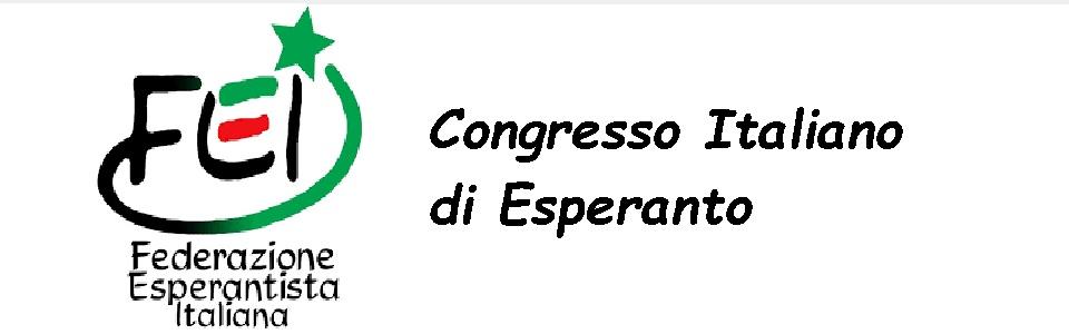 Congresso Fed. Esperantista Italiana
